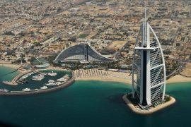 dubai-cityscape-with-burj-al-arab-jumeirah-unitedarab-emirates-uae