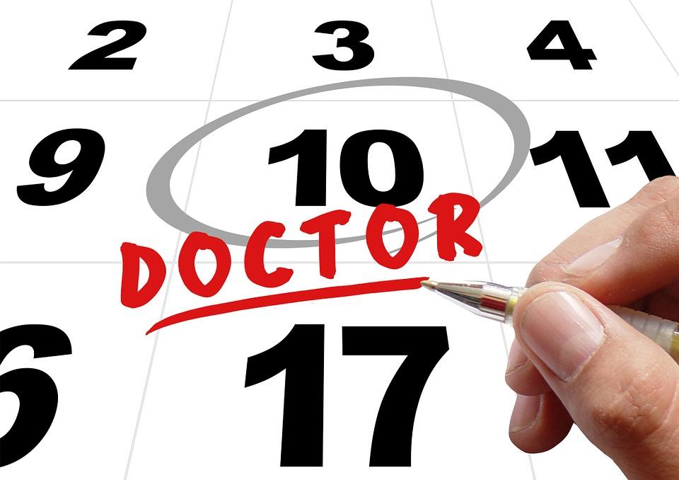 Comment fonctionne une prise de rendez-vous médical sur Internet ?