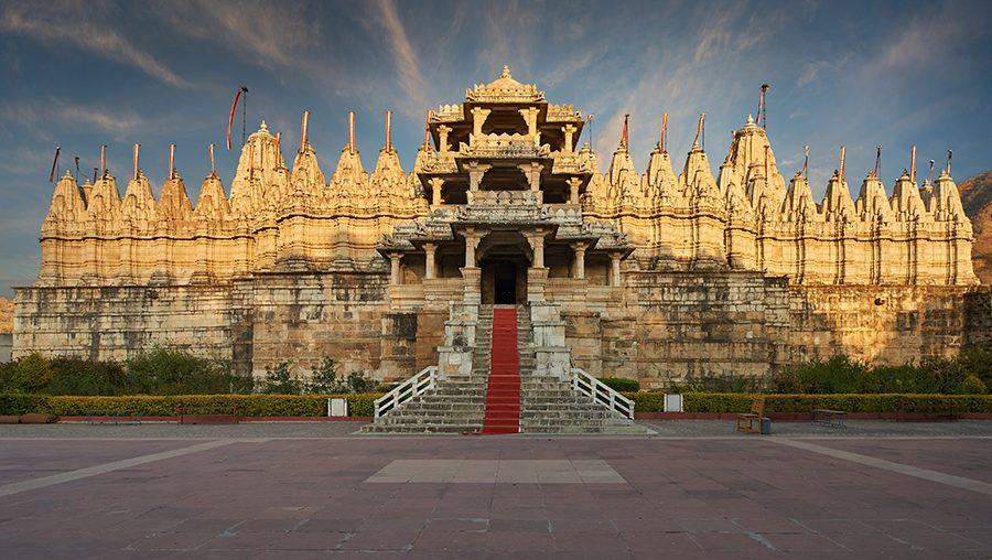 temple-jaïn-de-Ranakpur