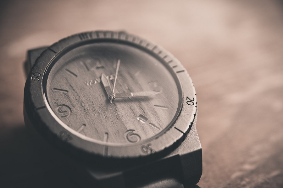 Pourquoi une montre en bois ?